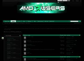 amdusers.com