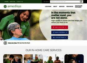 Home Health Care, Hospice, Personal Care   Amedisys, Inc.