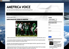 amefricavoice.blogspot.com