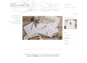 amelie.co.uk