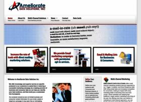 amelioratedata.com