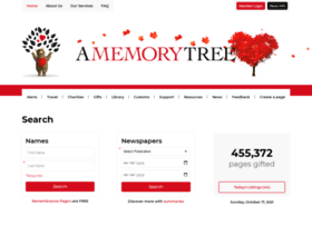 amemorytree.co.nz