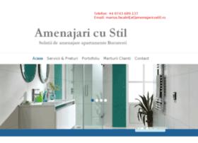 amenajaricustil.ro