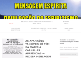amensagemespirita.wordpress.com