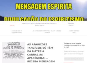 amensagemespirita.wordpress.com