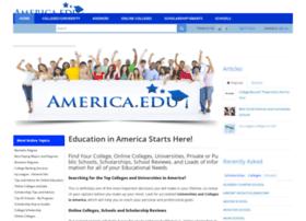 america.edu