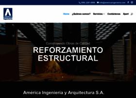 americaingenieria.com