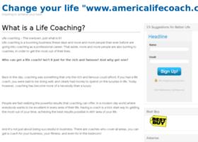 americalifecoach.com