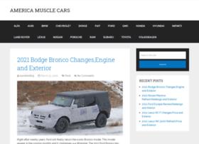 americamusclecars.net