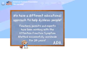american-dyslexia-association.com