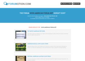 american-forum.net