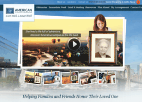 american-funeral-homes.com