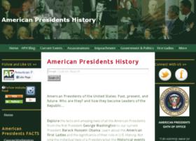 american-presidents-history.com