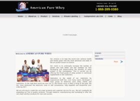 american-pure-whey.com