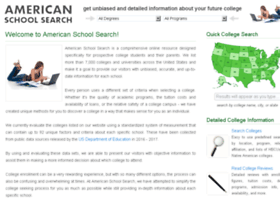 american-school-search.com