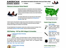 american-school-search.com