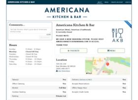 americanadiner.netwaiter.com