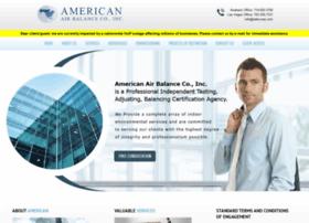 americanairbalance.com