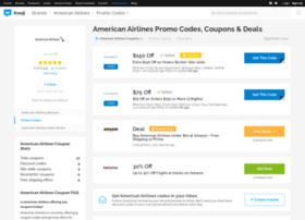americanairlines.bluepromocode.com
