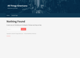 americanamercantile.com