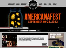 americanamusic.org