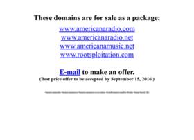 americanaradio.com