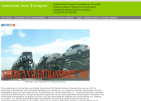 americanautotransport.com