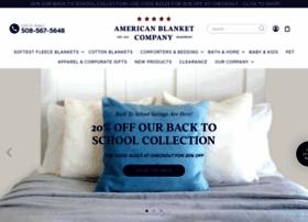americanblanketcompany.com