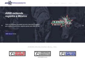 americanbuckingbull.com