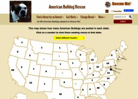americanbulldog.rescueme.org