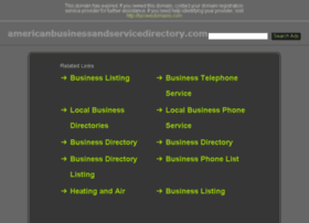 americanbusinessandservicedirectory.com