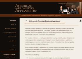 americanbusinessappraiser.com