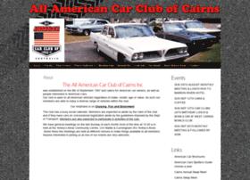 americancarclubcairns.com