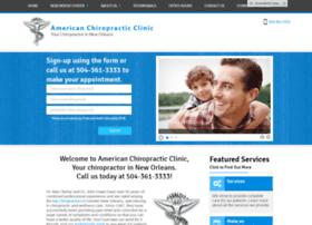 americanchiroclinic.com