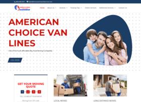 americanchoicevanlines.com