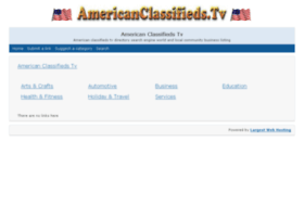 americanclassifieds.tv