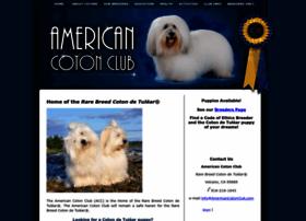 americancotonclub.com