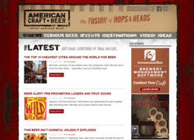 americancraftbeer.com