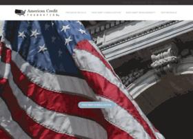 americancreditfoundation.org