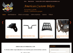 americancustombikers.com