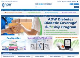 americandiabeteswholesale.com