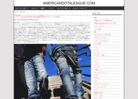 americandotaleague.com