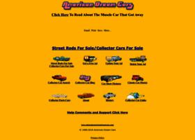 americandreamcars.com