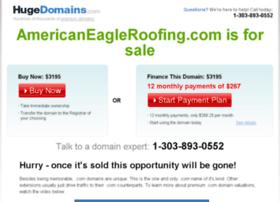 americaneagleroofing.com