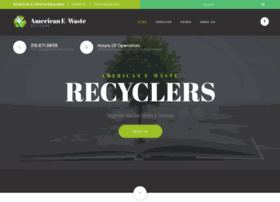 americanewasterecyclers.com