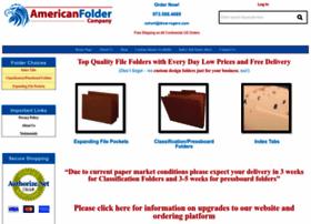 americanfolder.com