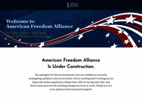 americanfreedomalliance.org
