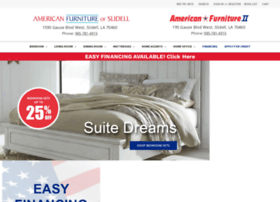 americanfurnitureofslidell.com