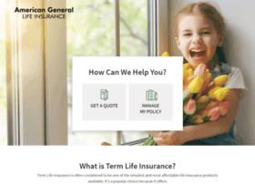 americangeneraltermlife.com