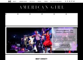 americangirlinchelsea.com